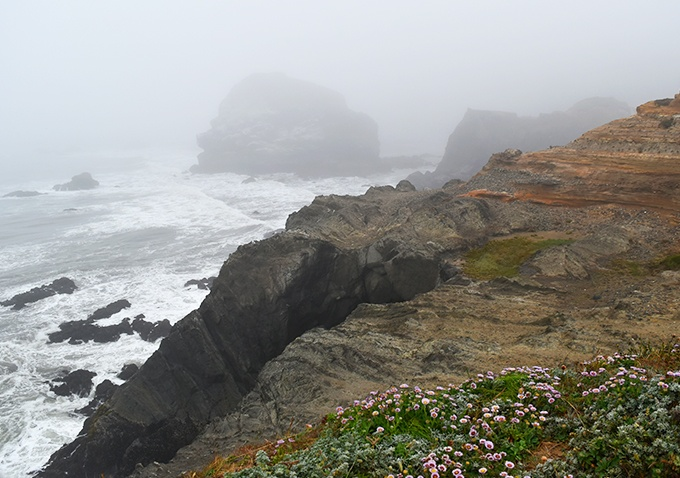 Otter Point State Recreation Site - Gold Beach, Oregon